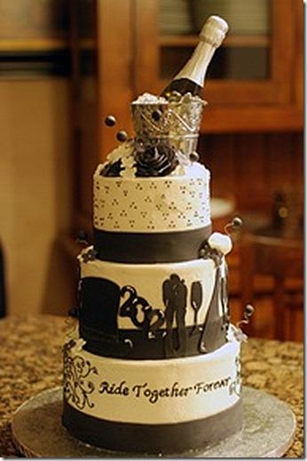 champange cake