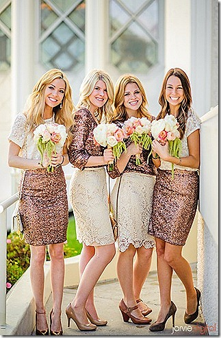 Glitter-Bridesmaids-Skirts
