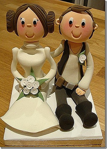 princess leia topper