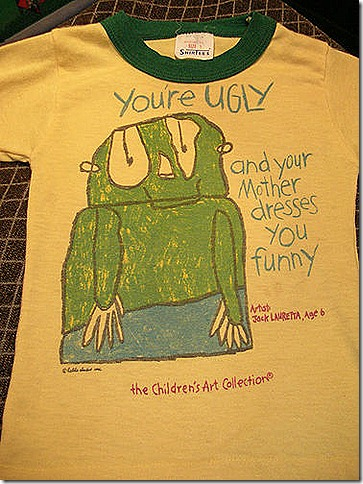 you're not invited - ugly